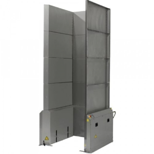 STAINLESS PALLET DISPENSER PLASTIC BLOCK PALLETS