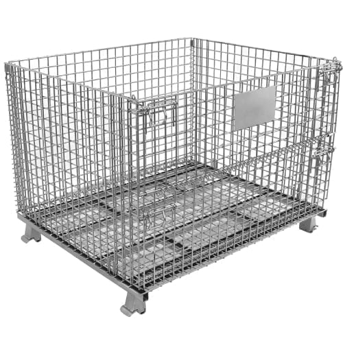 LARGE WIRE CONTAINER