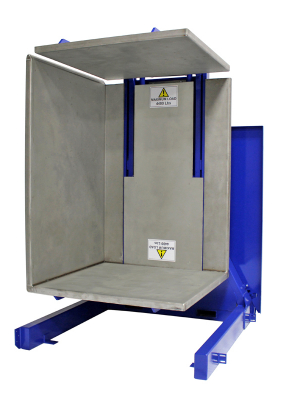 STAINLESS PALLET INVERTER