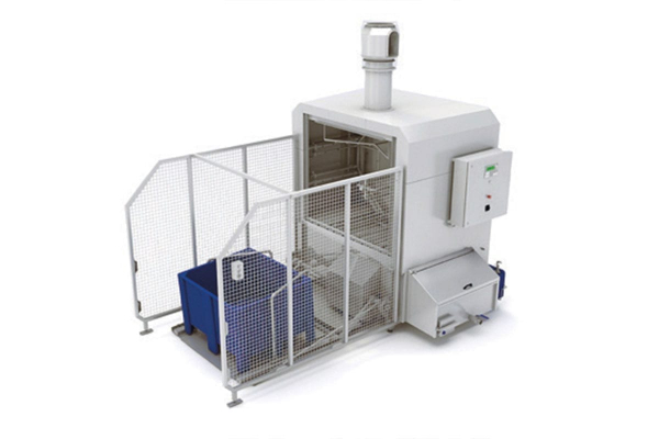 CONTAINER WASHER